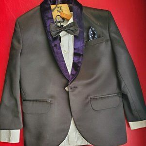 4 piece suit for 6 year old